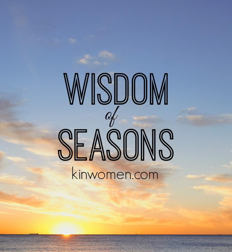 wisdom of seasons