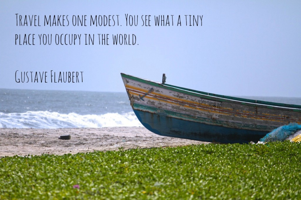 flaubert travel